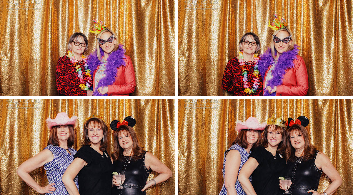 Arielle Bavarsky S Bridal Shower Photo Booth At Maggiano S In Bridgewater New Jersey New