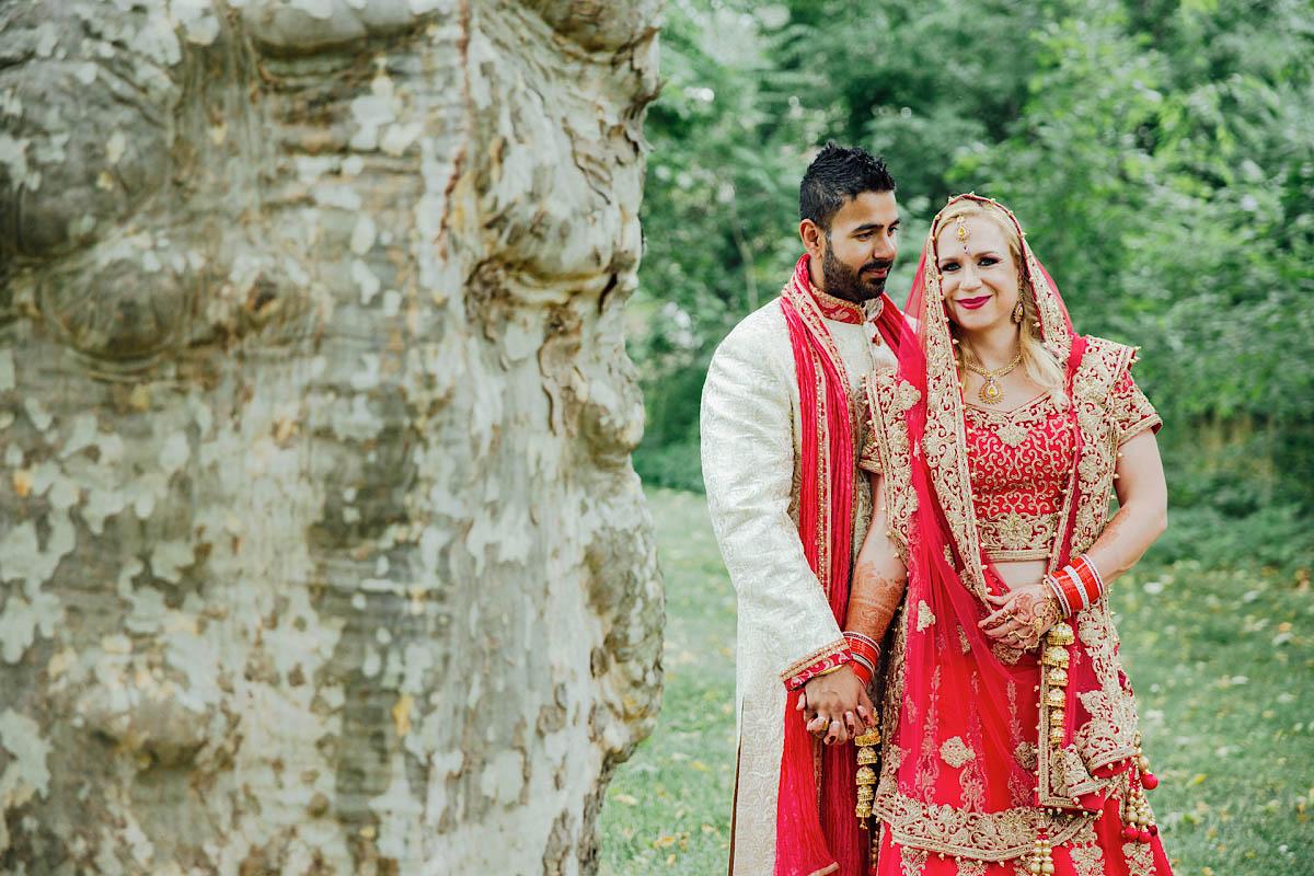 Garden State Sikh Association Indian Wedding Photographer