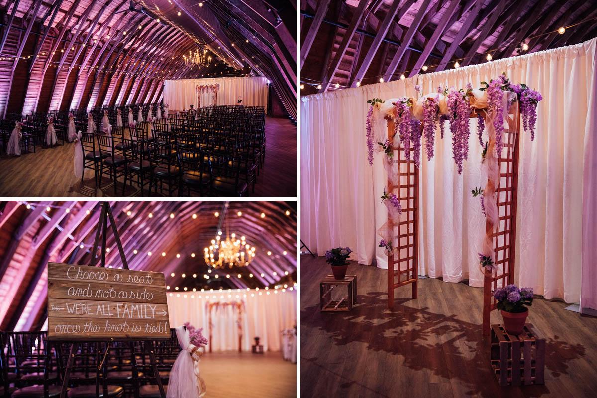 Perona Farms Wedding Venue in Andover, New Jersey - Photo Gallery
