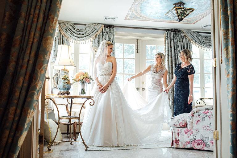 Inn at Barley Sheaf Holicong PA Wedding Venue
