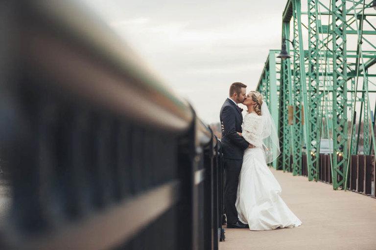 Lambertville Station Inn Wedding Photographer