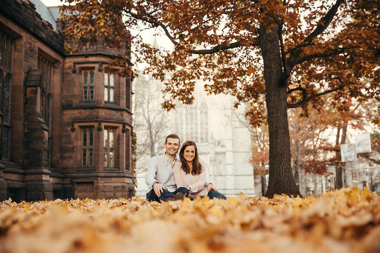 Princeton Engagement Shoot Photographer