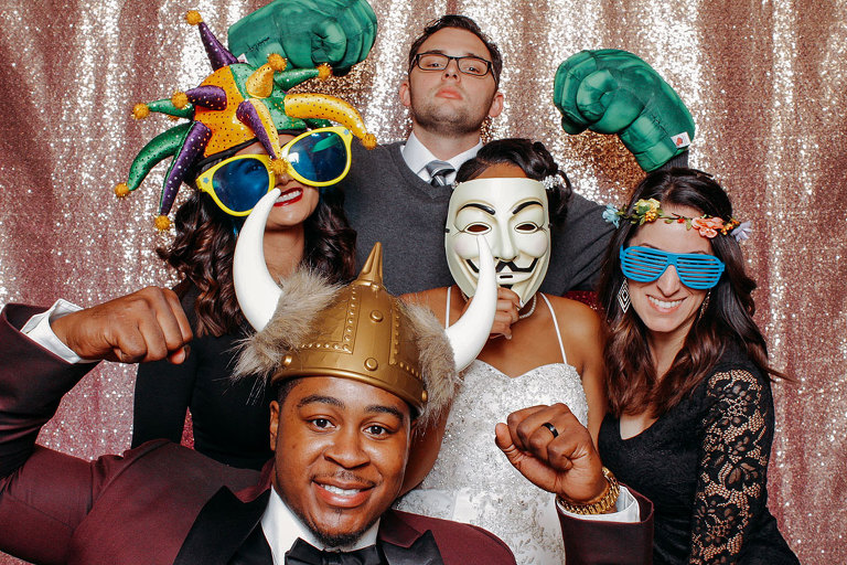 The Imperia in Somerset Wedding Day Photo Booth