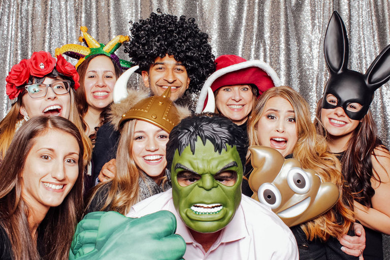 Party Photo Booth New Jersey Photography