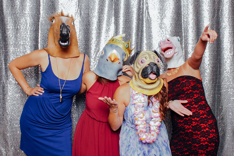 Wedding Day Photo Booth Pricing New Jersey