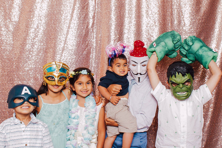 Birthday Party Photobooth Pricing in New Jersey