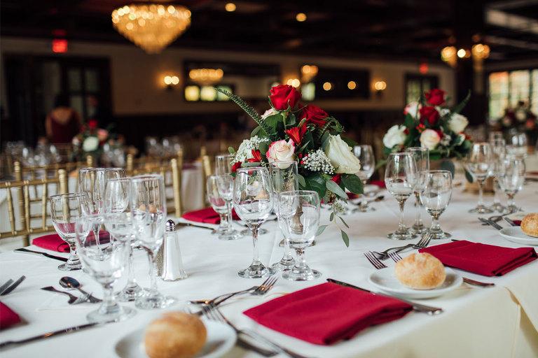 Hotel Du Village Wedding Venue in New Hope, PA