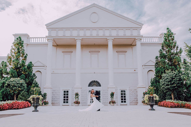 The Palace Wedding Venue in Somerset, New Jersey