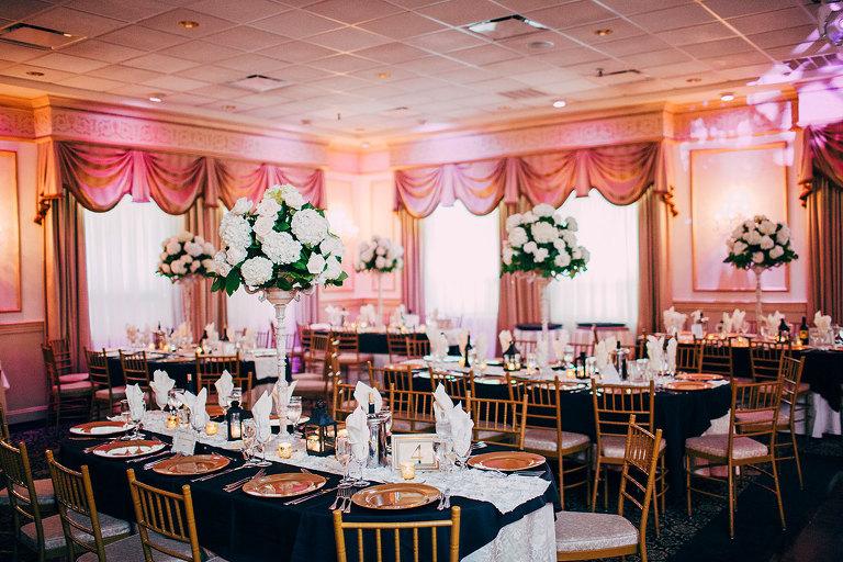 Primavera Regency Wedding Venue in Stirling, New Jersey